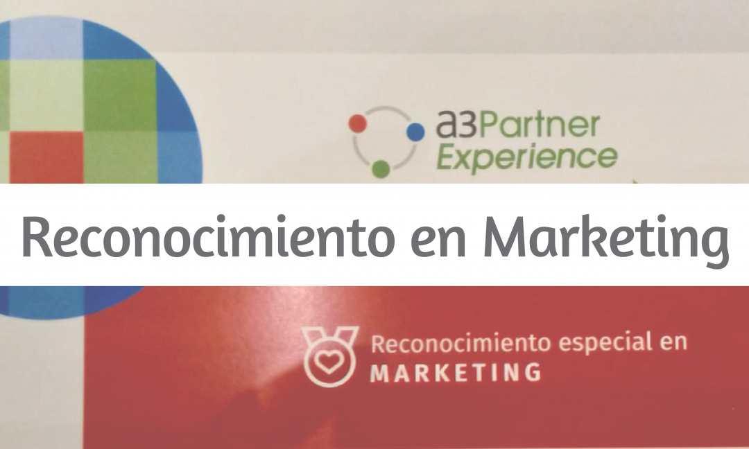Reconocimiento en Marketing