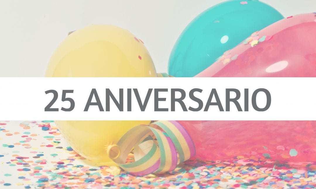 25 aniversario de Pool Informático