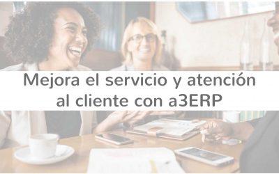 Cómo un ERP puede ayudarte a mejorar el servicio al cliente.
