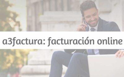 a3factura: Facturación online colaborativa
