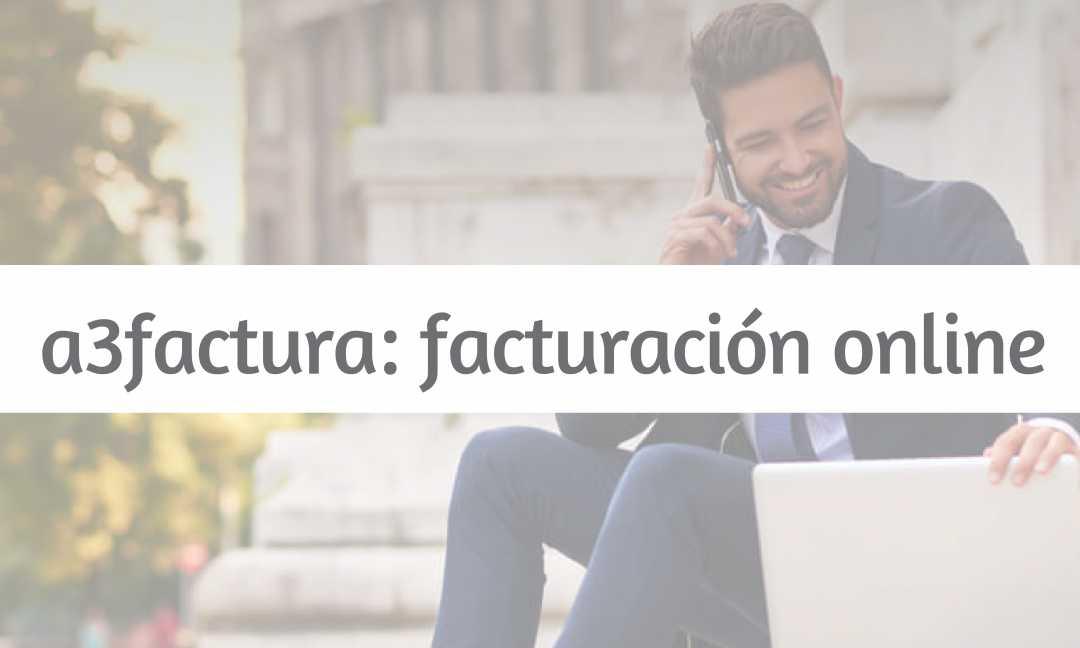 a3factura: facturación online